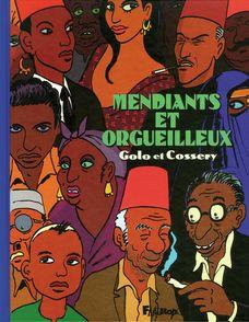 Mendiants et orgueilleux - Albert Cossery,  Golo