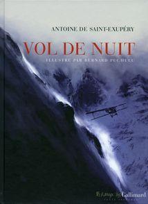 Vol de nuit - Bernard Puchulu, Antoine de Saint-Exupéry