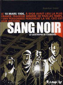 Sang noir - Jean-Luc Loyer