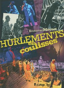 Hurlements en coulisses - Emmanuel Moynot