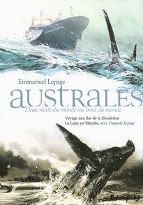 Australes - Emmanuel Lepage, François Lepage