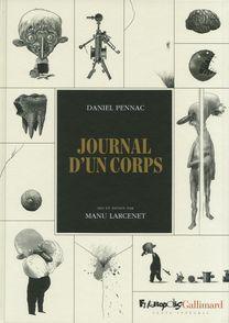 Journal d'un corps - Manu Larcenet, Daniel Pennac