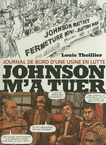 Johnson m'a tuer - Louis Theillier