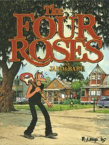 The Four Roses -  Baru,  Jano
