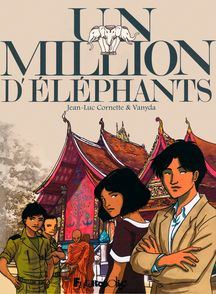 Un million d'éléphants - Jean-Luc Cornette,  Vanyda