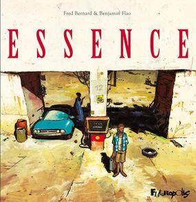 Essence - Fred Bernard, Benjamin Flao
