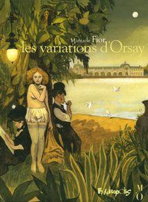 Les variations d'Orsay - Manuele Fior