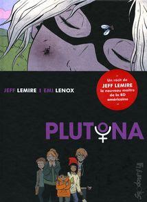 Plutona - Jeff Lemire, Emi Lenox