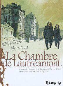 La Chambre de Lautréamont -  Corcal,  Edith