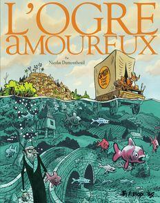 L'ogre amoureux - Nicolas Dumontheuil