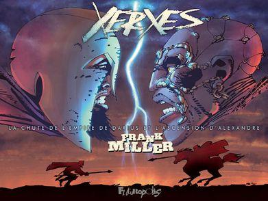 Xerxès - Frank Miller
