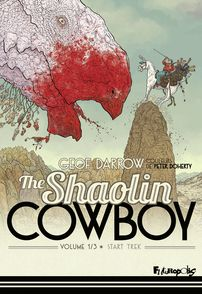The Shaolin cowboy - Geof Darrow