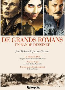 De grands romans en bande dessinée - Jean Dufaux, Jacques Terpant