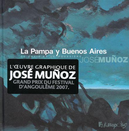 La pampa y Buenos Aires - José Muñoz
