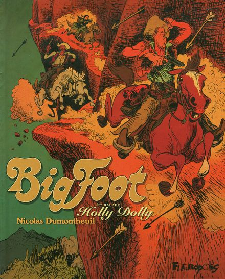 Big Foot - Nicolas Dumontheuil