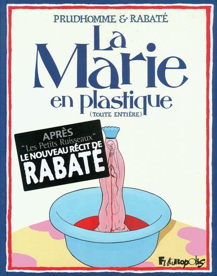 La Marie en plastique - David Prudhomme, Pascal Rabaté