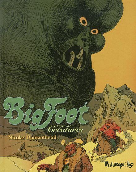 Big Foot - Nicolas Dumontheuil