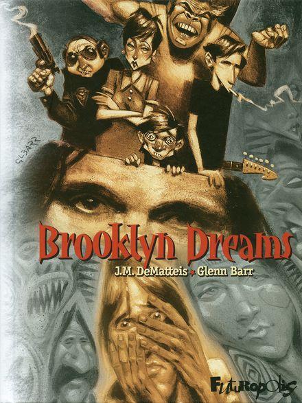 Brooklyn Dreams - Glenn Barr, J. M. DeMatteis