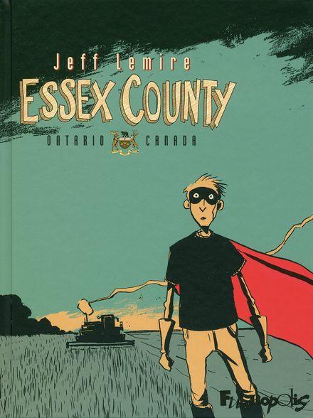 Essex County - Jeff Lemire