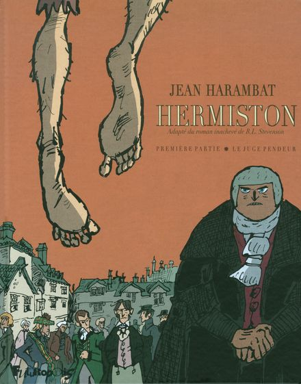 Hermiston - Jean Harambat
