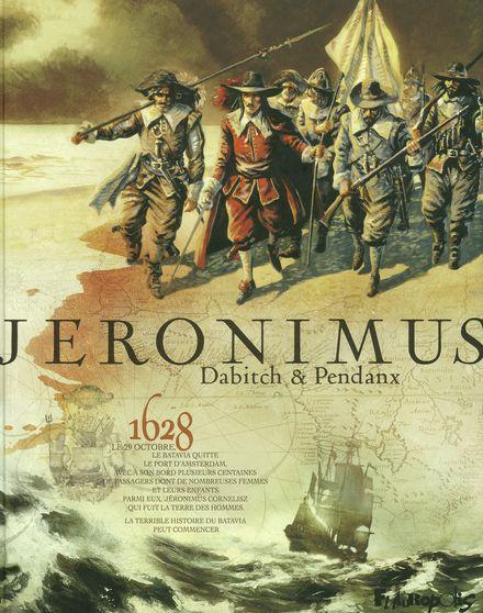 Jeronimus - Christophe Dabitch, Jean-Denis Pendanx