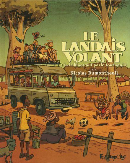 Le Landais volant - Nicolas Dumontheuil