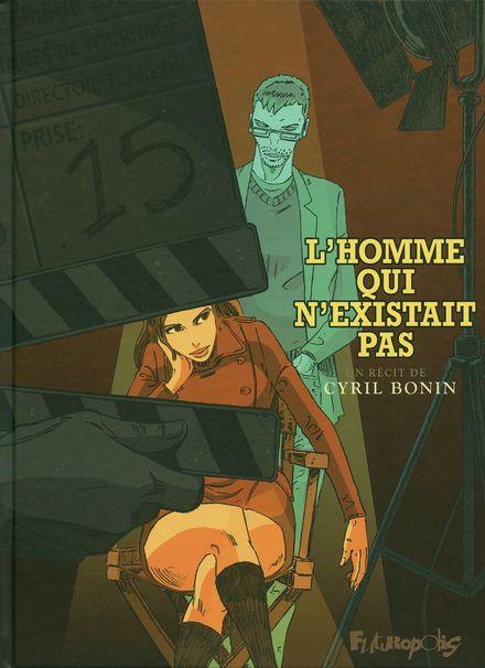 L'Homme qui n'existait pas - Cyril Bonin