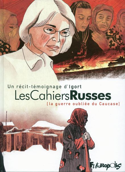 Les Cahiers Russes -  Igort