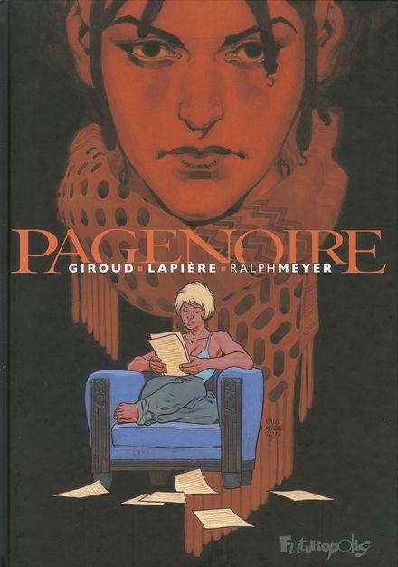 Page Noire - Frank Giroud, Denis Lapière, Ralph Meyer