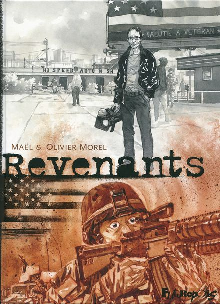 Revenants -  Maël, Olivier Morel