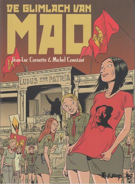 De glimlach van Mao - Michel Constant, Jean-Luc Cornette