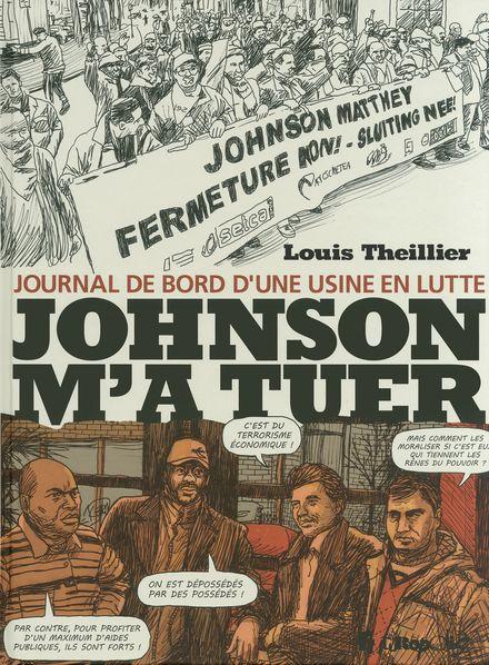 Johnson m'a tuer - Louis Theillier