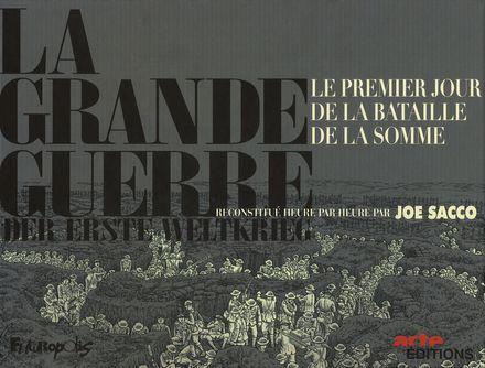 La Grande Guerre - Joe Sacco