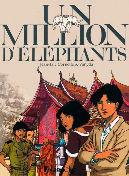 Un million d'éléphants - Jean-Luc Cornette,  Vanyda