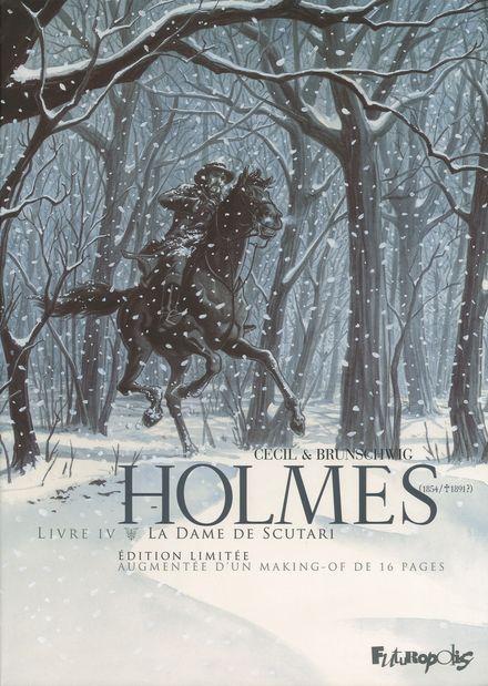 Holmes, IV - Luc Brunschwig,  Cecil