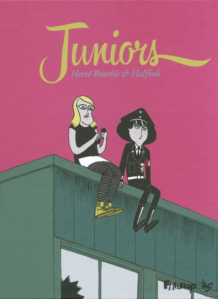 Juniors - Hervé Bourhis,  Halfbob