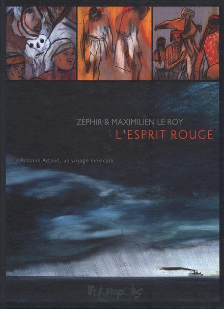L'Esprit rouge - Maximilien Le Roy,  Zéphir