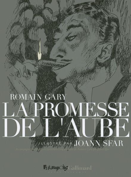 La promesse de l'aube - Romain Gary, Joann Sfar