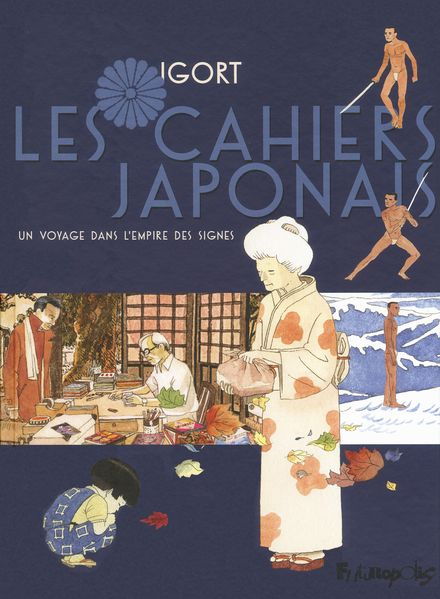 Les Cahiers Japonais -  Igort