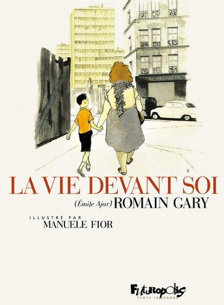 La vie devant soi - Manuele Fior, Romain Gary
