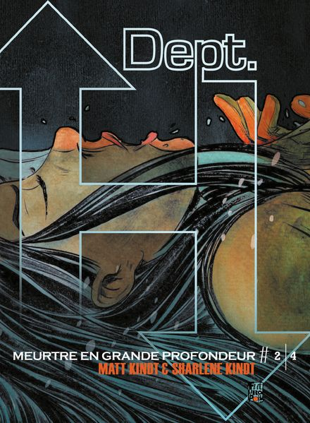 Dept. H - Matt Kindt, Sharlene Kindt