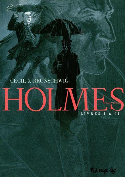 Holmes I, II - Luc Brunschwig,  Cecil
