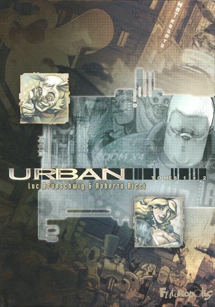 Urban I, II - Luc Brunschwig, Roberto Ricci
