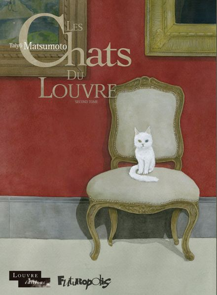 Les chats du Louvre - Taiyô Matsumoto