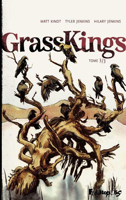 Grass Kings - Tyler Jenkins, Matt Kindt
