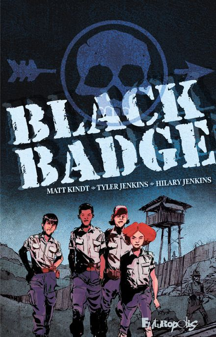 Black Badge - Tyler Jenkins, Matt Kindt