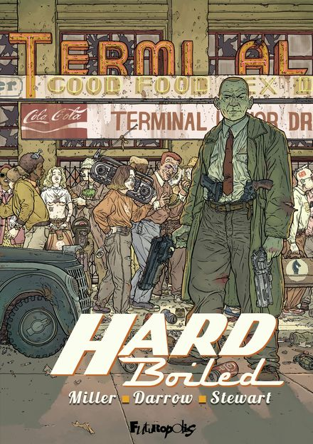 Hard Boiled - Geof Darrow, Frank Miller