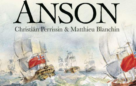 Le Voyage d'Anson - Blanchin - Perrissin - Futuropolis