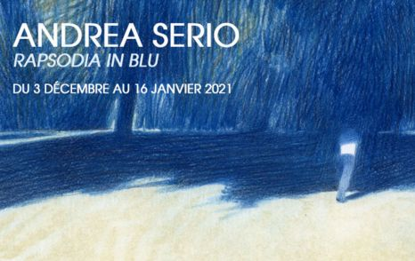 Andrea Serio Glénat 2020