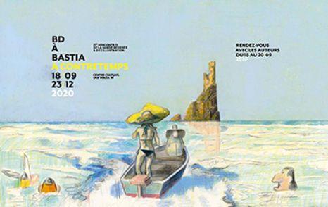 BD à Bastia 2020